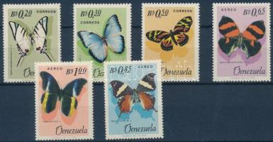 Butterflies set Pillangók sor