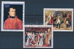 Napoleon, painting set, Napóleon festmények sor