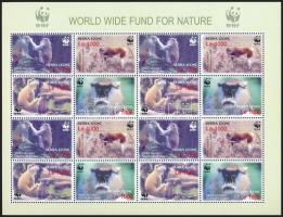2004 WWF: Huszár majom kisív Mi 4694-4697