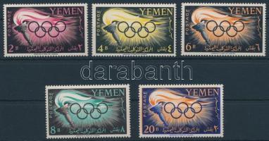 Olympics set Olimpia sor
