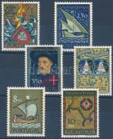 Heinrich, the sea traveler set, Heinrich, a tengeri utazó sor