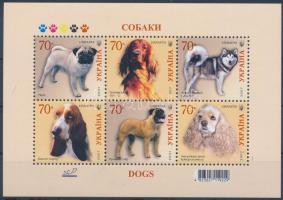 Types of dog block Kutyafajták blokk