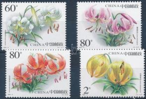 Lilies set, Liliomok sor