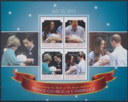 British royal family block, Brit uralkodó család blokk