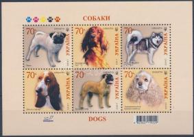 Dogs block, Kutyafajták blokk