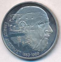 Svájc 1983. 5Fr Cu-Ni Ernest Ansermet T:1-(PP) Switzerland 1983. 5 Francs Cu-Ni Ernest Ansermet C:AU(PP)
