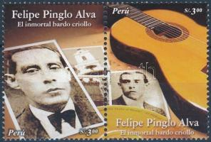 Felipe Pinglo Alva pair, Felipe Pinglo Alva pár