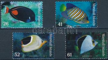 Definitive Fishes set Forgalmi: Halak sor