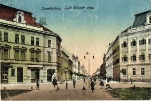 Szombathely, Széll Kálmán utca, Pető Ármin üzlete