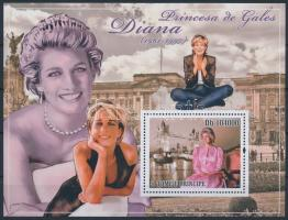 2010 Diana hercegnő blokk Mi 752