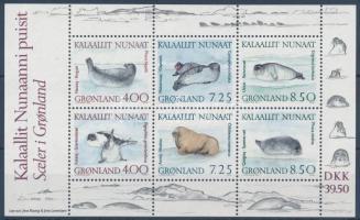 Seals block, Fókák blokk