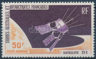 French satellite  D1 A francia D1 műhold