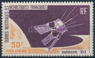 1966 A francia D1 műhold Mi 35
