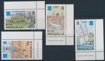 2004 Olimpia ívsarki sor Mi 1150-1153