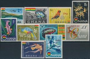 1967 Új valuta sor Mi 287-296