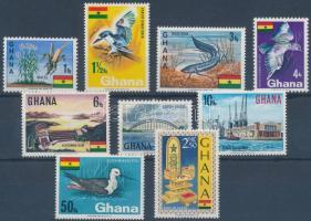 Definitive National symbols set, Forgalmi: Nemzeti szimbólumok sor