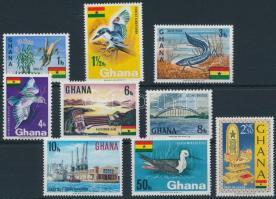 Definitve National Symbols set, Forgalmi: Nemzeti szimbólumok sor