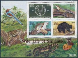 National Animal and Nature Conservation block, 100 éves a Nemzeti Állat- és Természetvédelmi Szervezet blokk