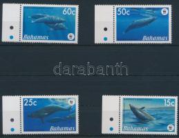 WWF Whales margin set, WWF: Bálnák ívszéli sor