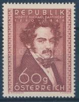 Moritz Daffinger 160. születésnapja, Moritz Daffinger