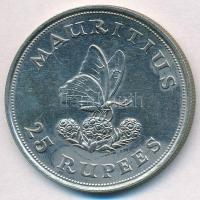 Mauritius 1975. 25R Ag Pillangó T:1 Mauritius 1975. 25 Rupees Ag Butterfly C:UNC Krause KM#40