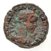 Római Birodalom / Alexandria / Aurelianus és Vaballathus 271-272. AE Tetradrachma (9,05g) T:3 Roman Empire / Alexandria / Aurelian and Vaballathus 271-272.. AE Tetradrachm (9,05g) C:F