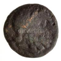 Kelták Kr. e. ~III-II. század Br érme (6,48g) T:3 Celtic Tribes ~3rd-2nd century BC Br coin (6,48g) C:F