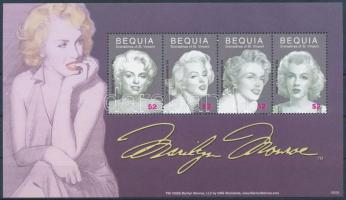 2006 Marilyn Monroe kisív Mi 523-526