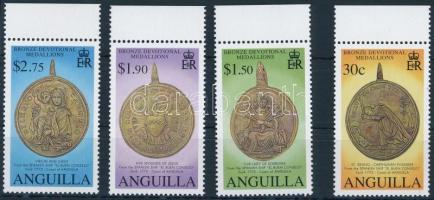 2007 Keresztény amulettek ívszéli sor Mi 1201-1204