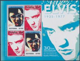 Elvis Presley kisív, Elvis Presley minisheet