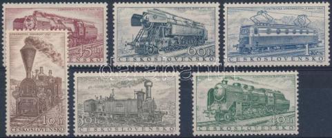 Locomotive set Mozdony sor