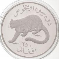 Afganisztán 1978. 250A Ag Hópárduc T:PP Afghanistan 1978. 250 Afghanis Ag Snow Leopard C:PP Krause KM#979
