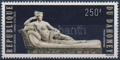 Statuary Szobrászat bélyeg