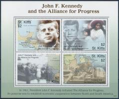 Kennedy mini sheet Kennedy kisív