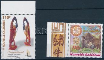 2006-2007 2 diff. pieces 2006-2007 2 klf önálló érték