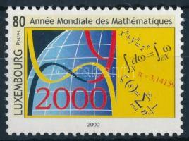 The year of maths, A matematika éve