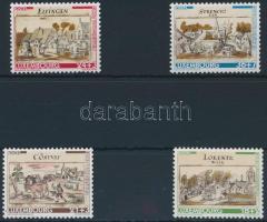 National archives set, Nemzeti archívum sor