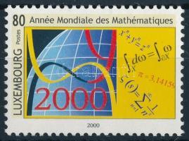 A matematika éve, Year of math