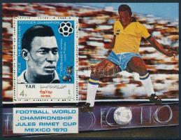 Football World Cup block, Futball világbajnokság blokk