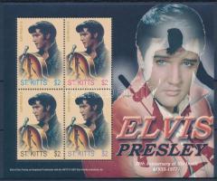 2007 Elvis Presley kisív Mi 950-953