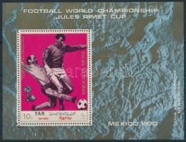 Futball World Cup (VIII.) block, Futball világbajnokság (VIII.) blokk