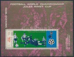 Football World Cup (VIII.) block, Futball világbajnokság (VIII.) blokk