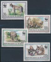 WWF Serval set, WWF: Szervál sor