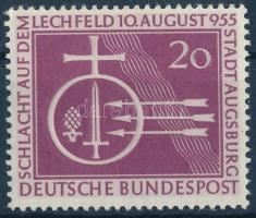 History: 1000th anniversary of Lechfeld Battle, Történelem: A lechfeldi csata 1000. évfordulója