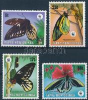 WWF: Butterfly set, WWF: Pillangó sor
