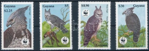 WWF: Harpy eagle set, WWF: Hárpia sor