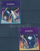 Europe CEPT: Astronomy margin set, Europa CEPT: Csillagászat ívszéli sor