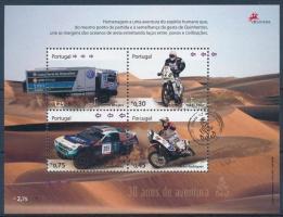 Dakar block, Dakar blokk