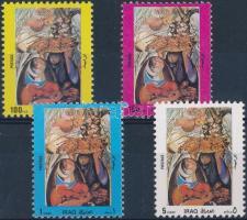 1989 Forgalmi: Nők sor Mi 1455-1458