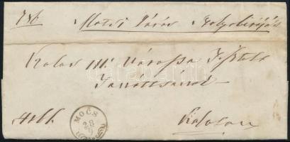1864 Ex offo MOCS (Gudlin 200 pont)